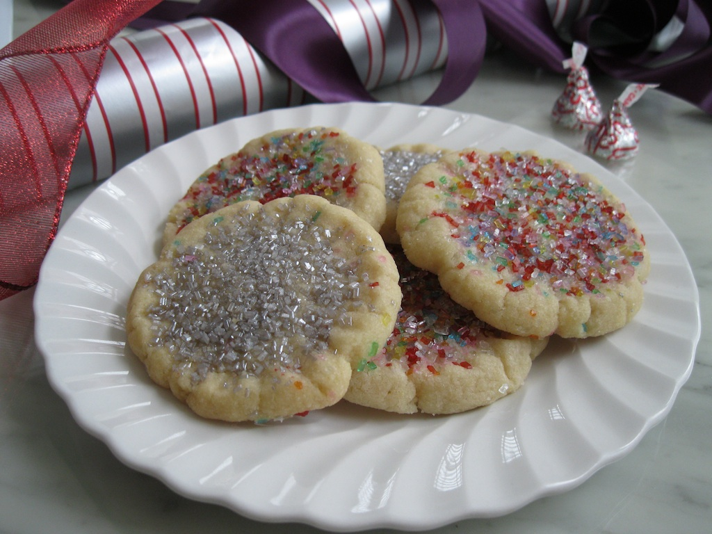(Secret) Swedish Sugar Cookies