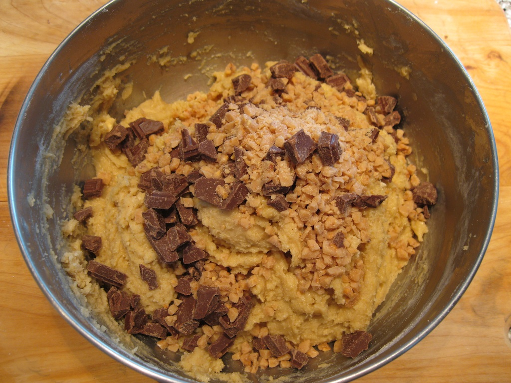 Toffee Chocolate Chip Ingredients 7
