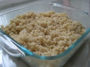 Super Simple Baked Brown Rice