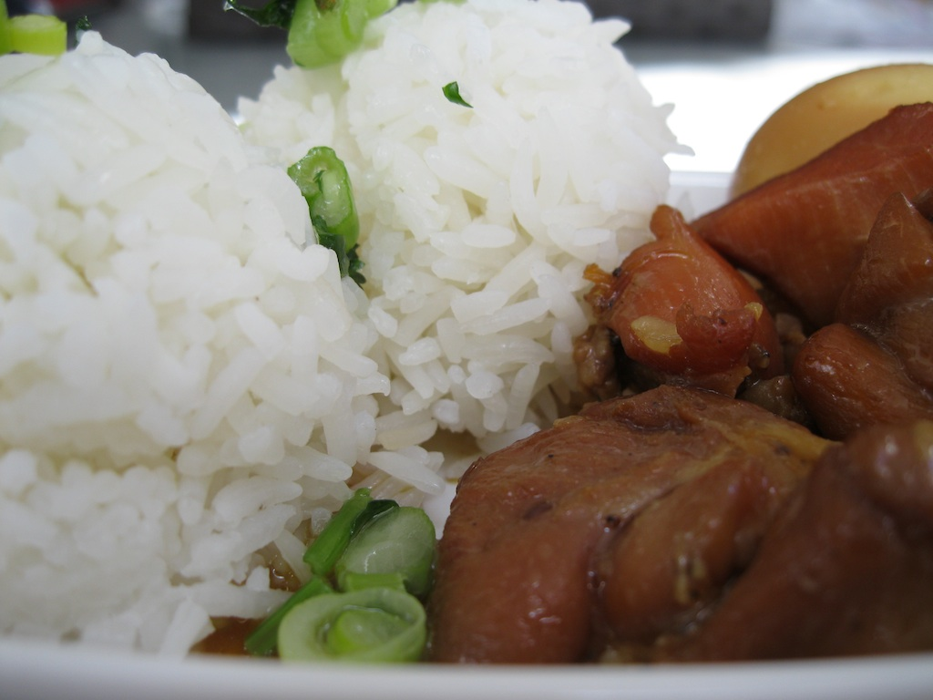 Khmer Krom Khor with Rice