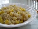 Quinoa with Roasted Corn